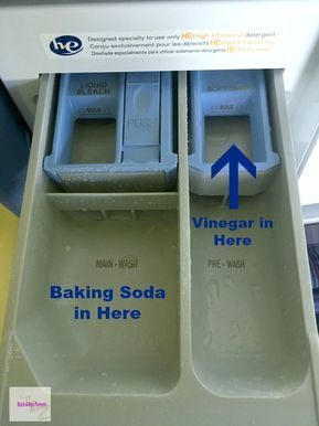 342674cd1e7692de83dec607ea04c6bc How to Safely Wash with Baking Soda and Vinegar Together