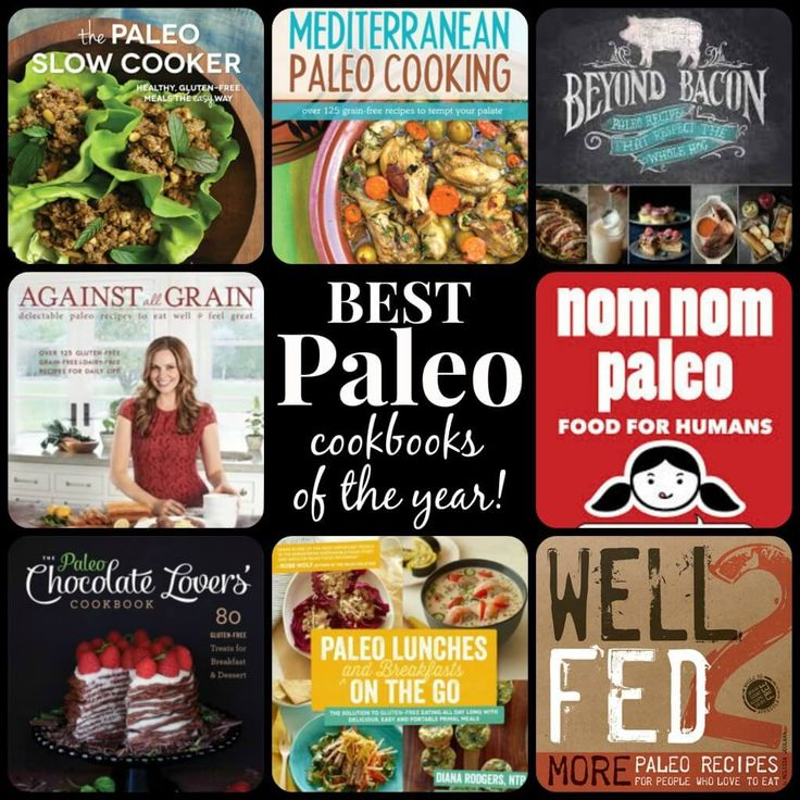 Best Paleo Cookbooks of the Year! - Rubies & Radishes