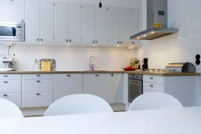 remodel of metal cabinet kitchen  Mint Jade Green Kitchen  Pi