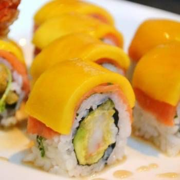 Top 25 ideas about Sushi on Pinterest | Smoked salmon ...