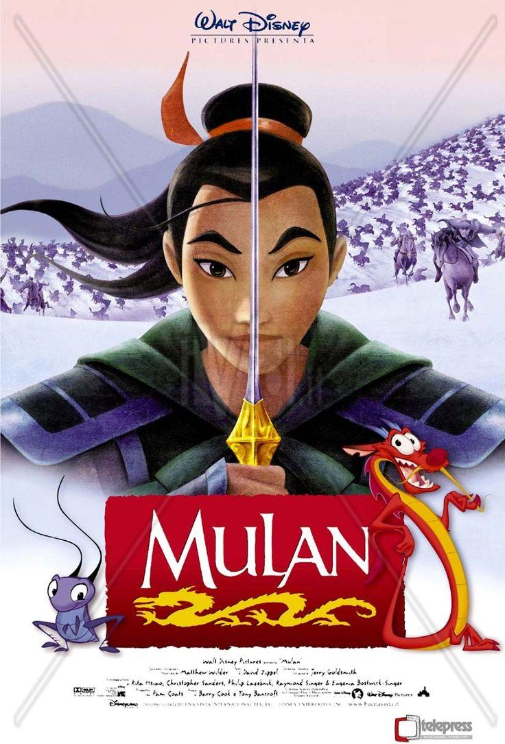 Mulan - Walt Disney