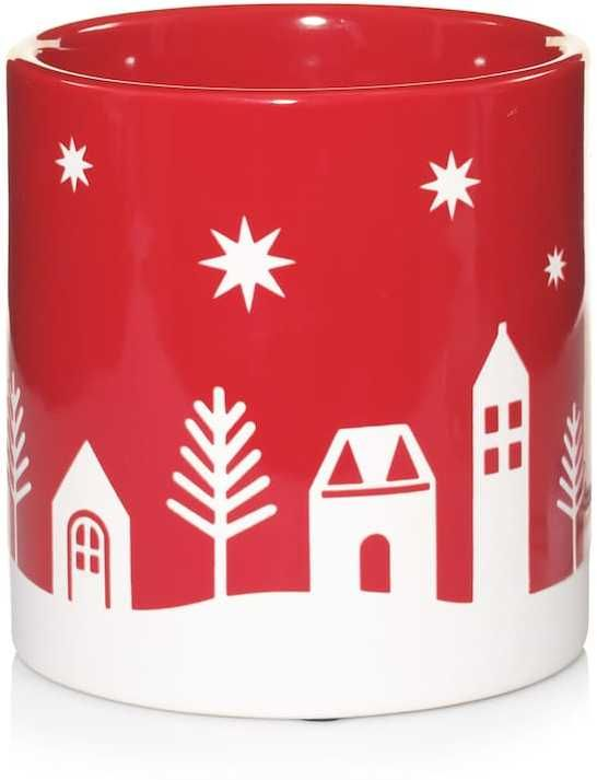 Yankee Candle Winter Village Wax Melt Warmer