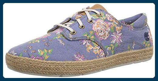 Timberland Casco Bay FTW_EK Casco Bay Jute Rand Fabric Ox, Damen Sneakers, Blau (BLUE), 37 EU - Sneakers für frauen (*Partner-Link)
