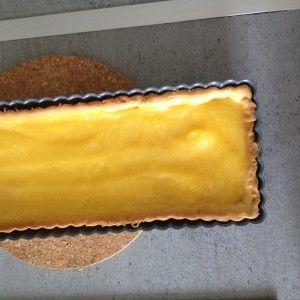 tarte au citron au thermmomix
