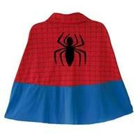 Spiderman cape, like the bottom border on this one.