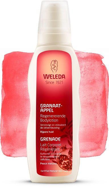 Granaatappel Bodylotion - Weleda