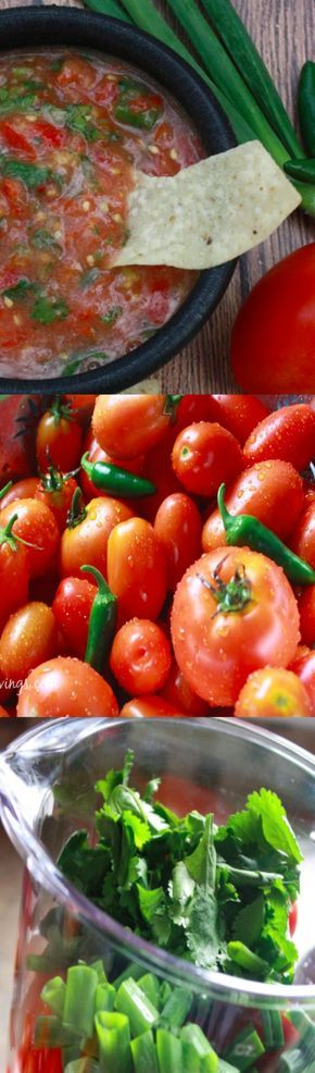 This fresh salsa recipe is a salsa recipe with fresh tomatoes that is sure to please any crowd, in fact, they'll probably think it is a restaurant salsa recipe. It's simple and only has a few ingredients, too!