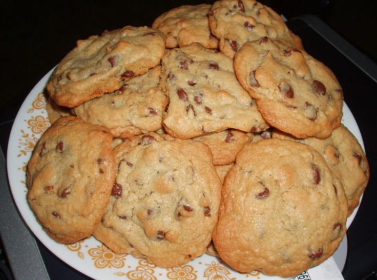 Omg best chocolate chip cookies ever recipe chip for Bar food 62 pisa