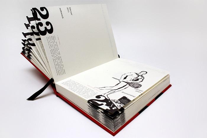 Gestalterkalender - Mitra Ketabi Design