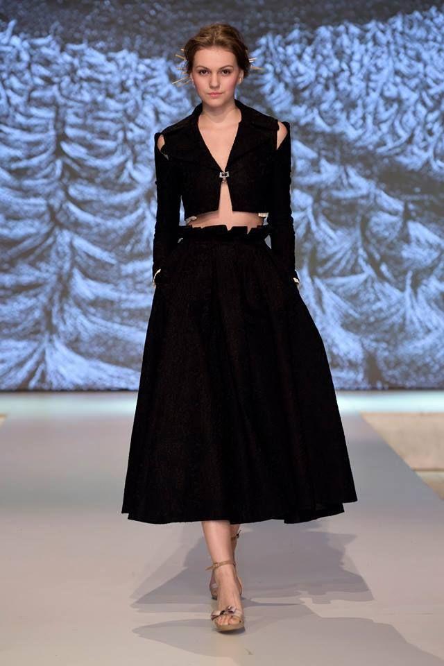 Jana Kuzmová fashion show