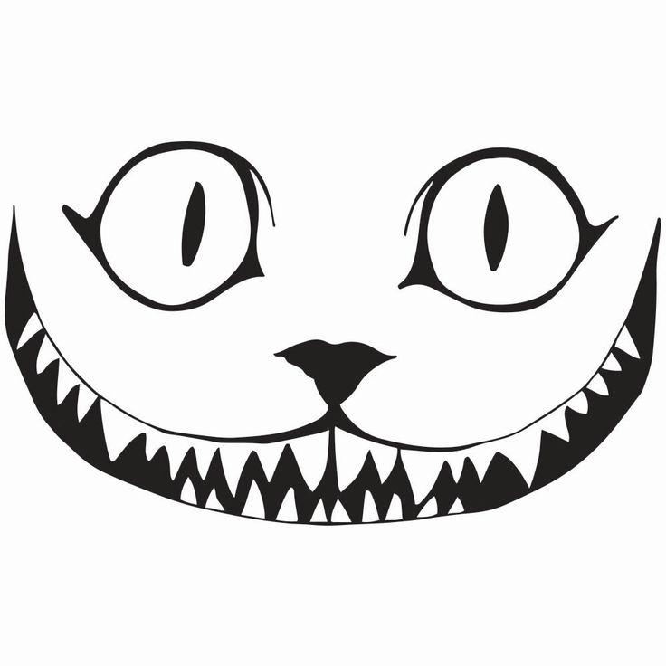 25+ bästa Cheshire cat pumpkin idéerna på Pinterest