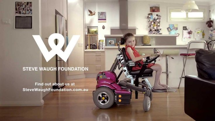 Steve Waugh Foundation 'All We Ask'