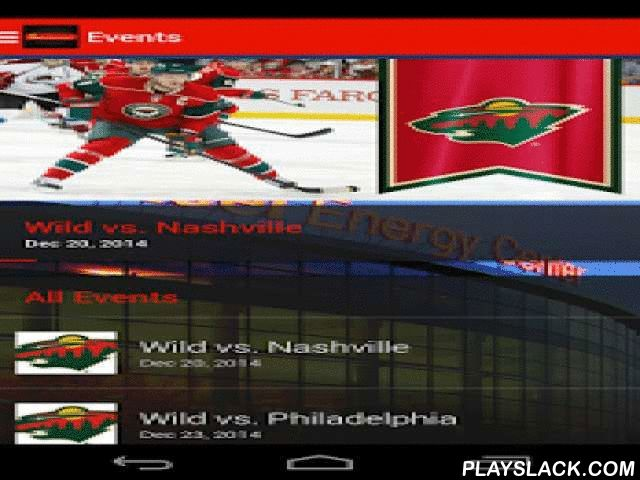 Xcel Energy Center  Android App - playslack.com , The official app for Xcel Energy Center in Saint Paul, Minnesota.Download to receive the latest news, updates and special offers from the home of of the NHL Minnesota Wild and home to more than 150 sporting and entertainment events a year.Application features:-Full event schedule including photos and videos-In-app ticket purchasing-Song previews and purchasing-Interactive directions-Sign up for push notifications for personalized…