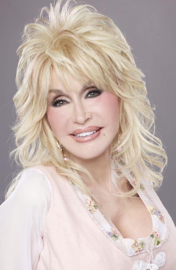 Dolly Parton makeup