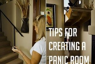 how to build a panic room in your house