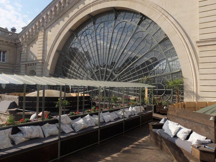 Un nouveau Perchoir sur le toit de la Gare de l'Est ! - Les Petits Frenchies