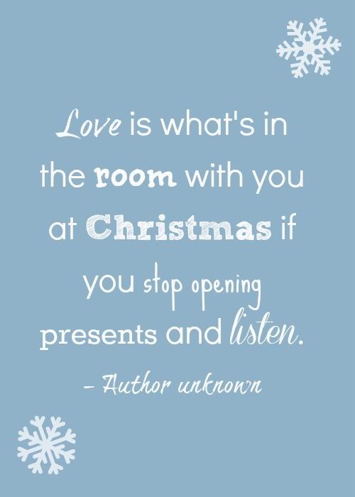 <3 Christmas: