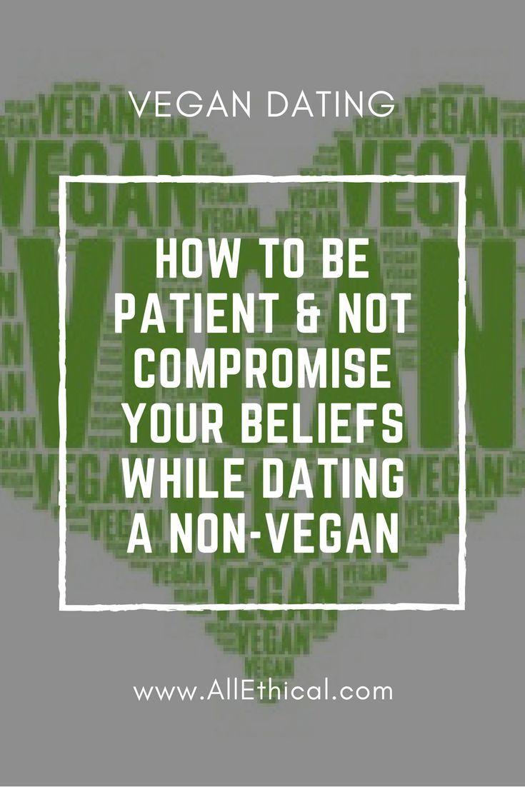 do vegans dating non vegans