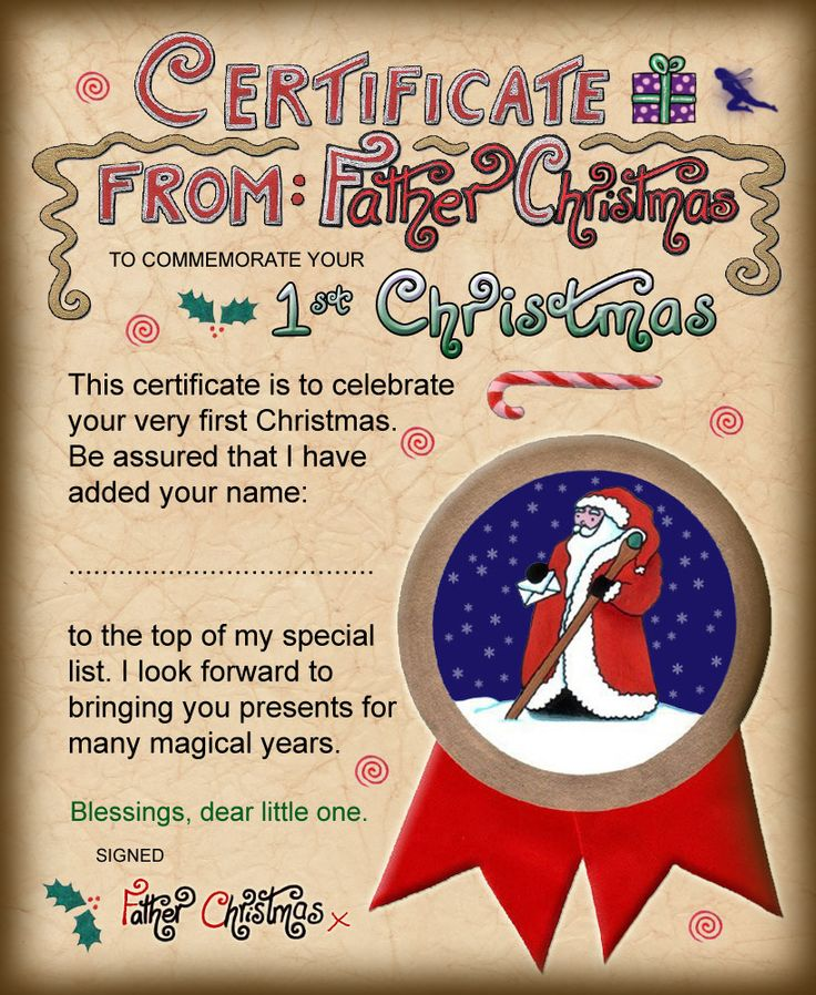 155 best certificates images on Pinterest Certificate templates - christmas certificates templates free