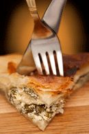 Spinach & Feta Pie Recipe - weightloss.com.au