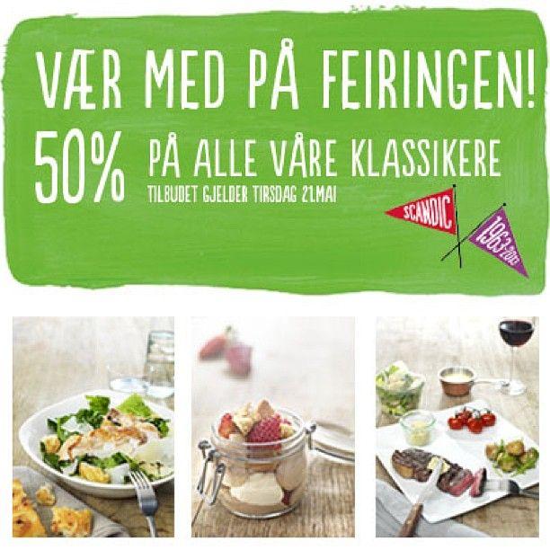 @Scandic Norge - #scandic - http://instagram.com/scandicnorge