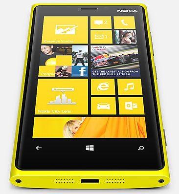 Nokia Lumia 920 Windows 8 Smartphone Coming to India this November