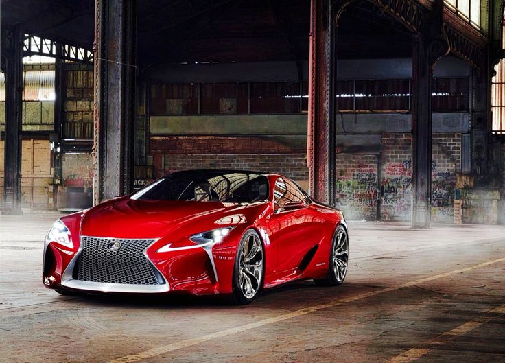 Lexus LF LC Concept Lexus Unveiled The Lexus LF LC Concept Hybrid Sport  Coupe At The 2012 North American International Auto Show Showcasing The.