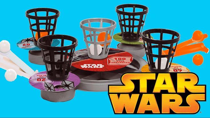 Star Wars Novo Brinquedo Batalha Estelar Jogo Nave de Batalha ELKA Toys ...