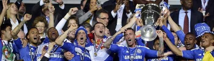 El Chelsea ya es de sangre azul