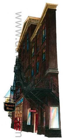 David Crighton - Massey Hall