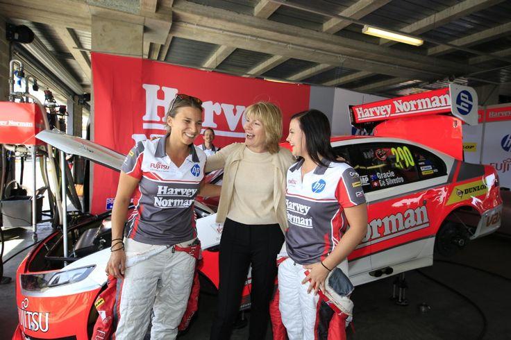 Super Girls, Simona de Silvestro and Renee Gracie Racing in Supercheap Auto Bathurst 1000