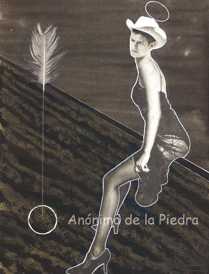 Galguería : Lo Promiscuo de la Galguería. Author : Anónimo de la Piedra