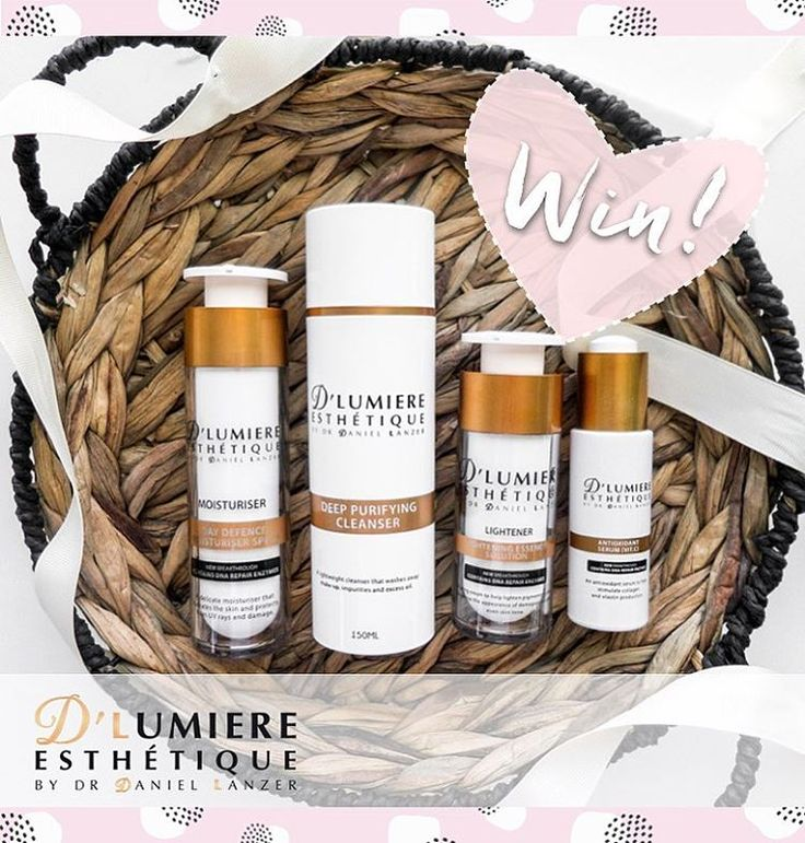 Love is in the air! ♥️ Valentine's Day is just around the corner so why not spoil your loved ones with a D'Lumiere Esthetique gift pack?! To enter, follow @dlumiere_esthetique, like this post and tag a friend or loved one who you would love to spoil this Valentine's Day.  Winner will be drawn at random. Competition ends 13/02/17. View the T&Cs on our Facebook page.