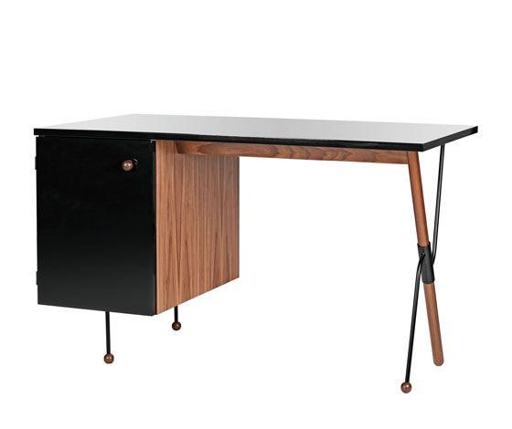 Gorgeous 60u0027s Inspired Furniture.  LagerschränkeArbeitsbereicheSchreibtischeBücherregaleInnenarchitekturDänischen  MöbelDesign GeschichteDesk StorageCredenza