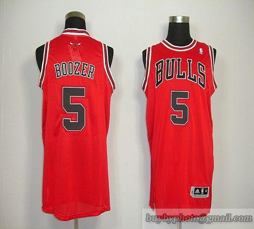 47c06142c nba jerseys chicago bulls 5 carlos boozer revolution 30 red road jerseys