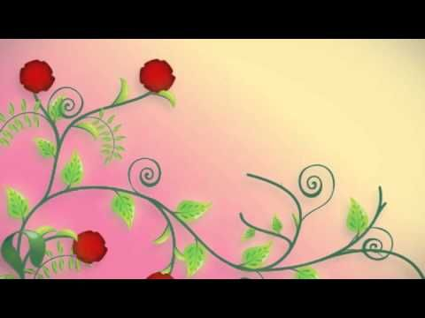 Flower animation
