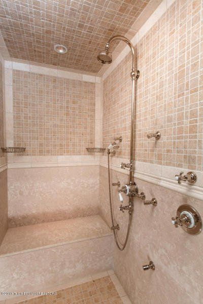 22 (35) shower This is how the world's richest woman lives: Christy Walton's Wyoming estate is for sale