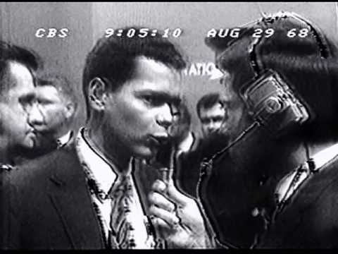 Dad Nominates Julian Bond at the 1968 Democratic Convention
