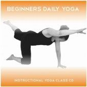 Beginners Daily Yoga contains 5 X 15 minutes of easy to follow audio yoga classes suitable for beginners to help establish a regular yoga practice.