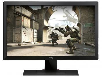 "Monitor LED 24"" Gamer para E-Sports BenQ Full HD - Widescreen 1ms 2 HDMI - RL2455HM"