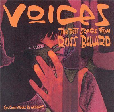 """Russ Ballard """"Voices: The Best Songs of Russ Ballard"""" 1994"""