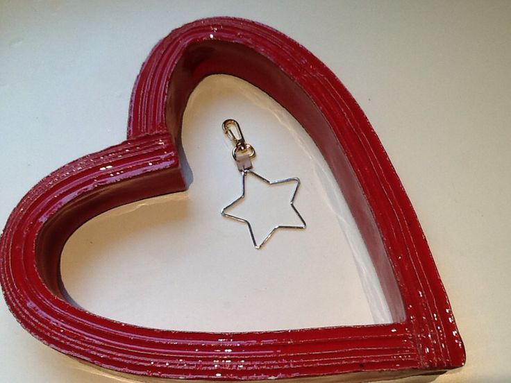 Key ring with love by Iosifina