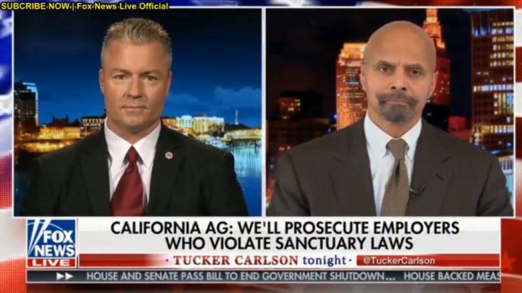 Tucker Carlson Tonight 1/22/2018 - Tucker Carlson On Fox News - Breaking...
