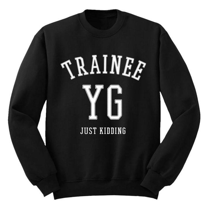 YG Trainee Crew