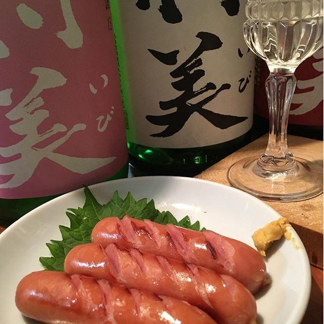 呑助オヤジのまかないまかない料理 224  夜遅いので、3分料理で…  #料理 #料理男子 #男の料理 #簡単 #simple #speed #cooking  #おつまみ #まかない #おかず #夕食  #おうちごはん #宅飲み #日本酒 #岐阜 #射美 #sake  #ウインナー #ソーセージ #肉 ⁇ #うまい #おいしい #美味しい #ごちそうさまでした