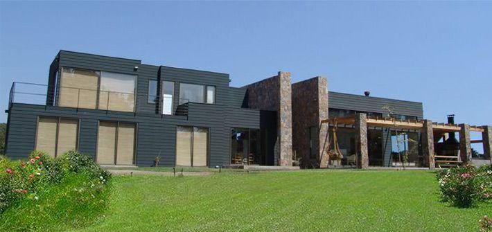 8 best images about casas prefabricadas on pinterest - Casas prefabricadas nordicas ...