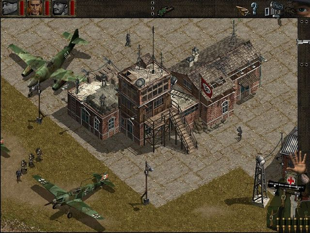 Commandos Beyond the Call of Duty PC Game Screenshots | American