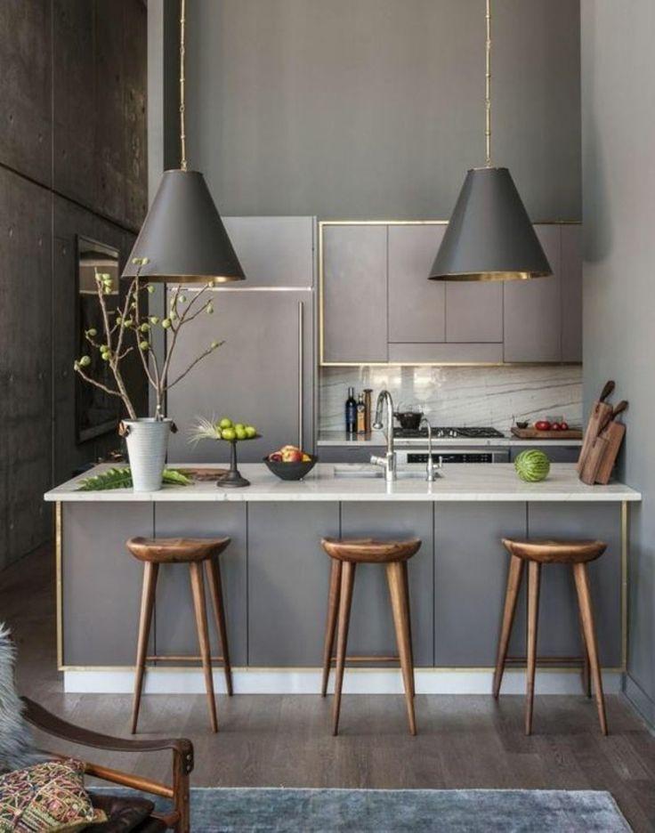 WARENDORF Markante Form und praktische Nische Mit dieser Küche - ikea k chenplaner online