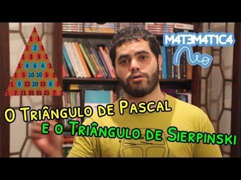 O Triângulo de Pascal e o Triângulo de Sierpinski | Matemática Rio - YouTube