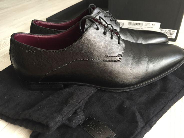 Original Hugo Boss elegantné topánky / Eredeti Hugo Boss elegáns cipő